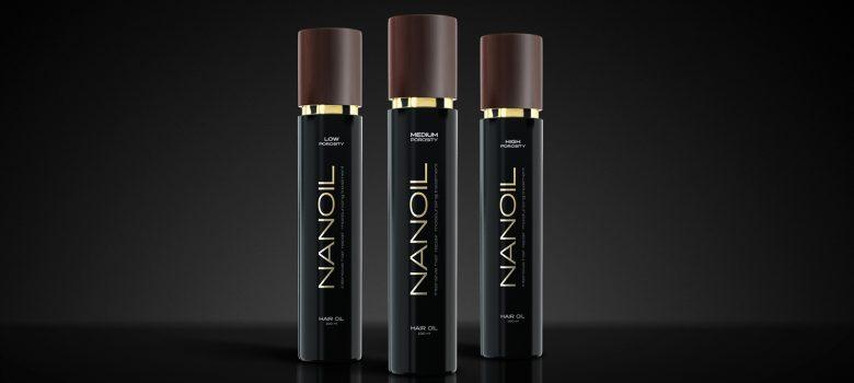 Capelli belli con Nanoil